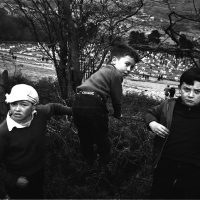 Aberfan (7 pianos, voice and tools of rescue)