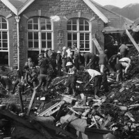 """Aberfan""  One woman's elegy for a Welsh village's young disaster victims"
