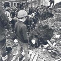 Aberfan (7 pianos, percussion, voice and tools of rescue)